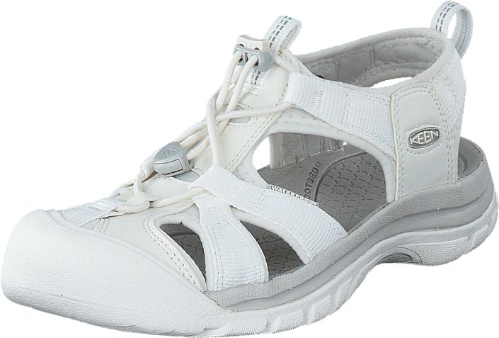 Keen Venice H2 White, Kengät, Sandaalit ja tohvelit, Sporttisandaalit, Valkoinen, Naiset, 38