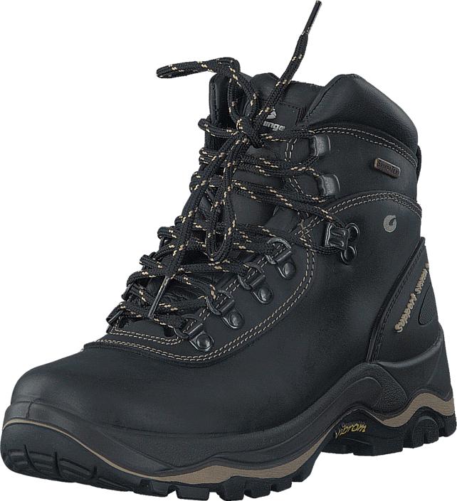 Graninge 5611221, Kengät, Bootsit, Vaelluskengät, Musta, Unisex, 37