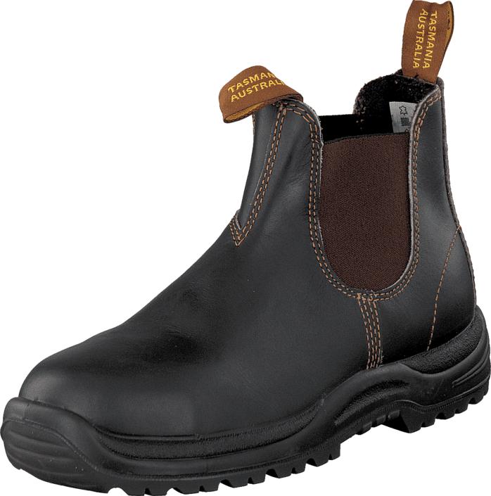 Blundstone Safety Boot, Kengät, Bootsit, Chelsea boots, Harmaa, Unisex, 43