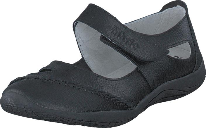 Sköna Marie Siena, Kengät, Matalapohjaiset kengät, Maryjane-kengät, Musta, Naiset, 38