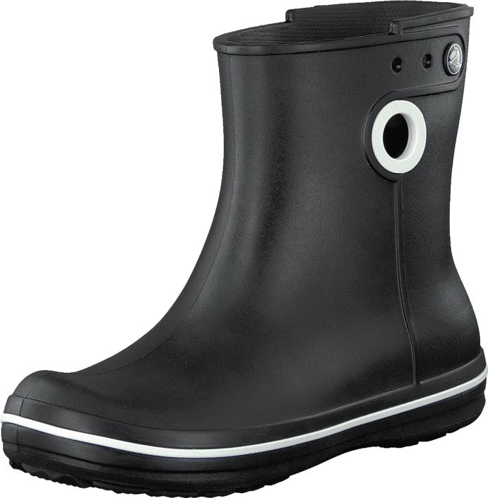 Crocs Jaunt Shorty Boot W Black, Kengät, Saappaat ja saapikkaat, Kumisaappaat, Harmaa, Naiset, 34