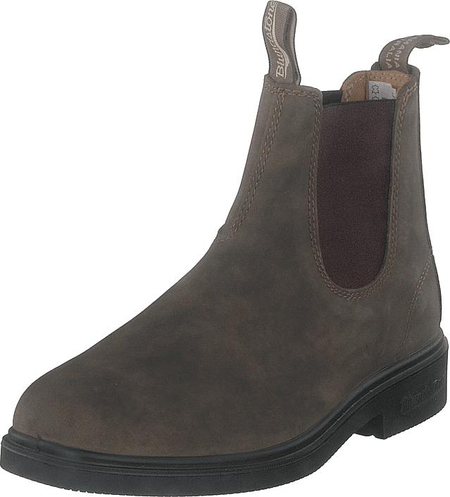 Blundstone 1306 Dress Boot Rustic Brown, Kengät, Bootsit, Chelsea boots, Ruskea, Unisex, 45