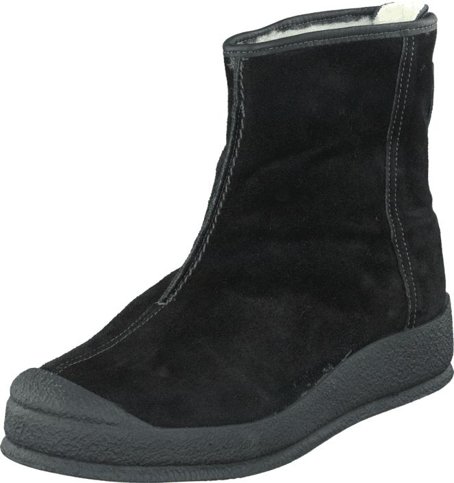 Shepherd Loke Black, Kengät, Bootsit, Curlingkengät, Musta, Miehet, 46