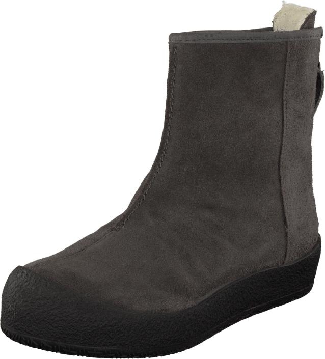 Shepherd Elin Grey, Kengät, Bootsit, Curlingkengät, Harmaa, Naiset, 39