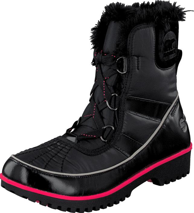 Sorel Tivoli II 010 Black, Kengät, Bootsit, Lämminvuoriset kengät, Musta, Naiset, 36