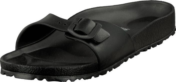 Birkenstock Madrid EVA Slim Black, Kengät, Sandaalit ja tohvelit, Sandaalit, Musta, Naiset, 38