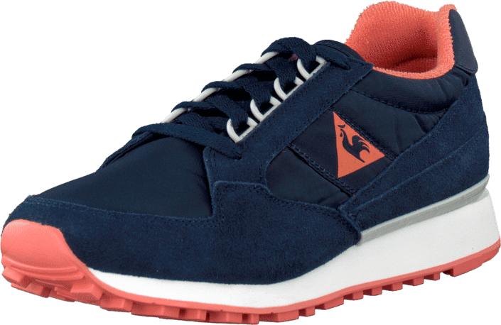 Le Coq Sportif Eclat W Dress Blue, Kengät, Sneakerit ja urheilukengät, Sneakerit, Sininen, Naiset, 37