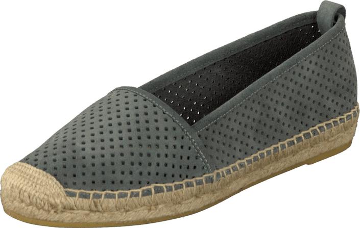 Billi Bi 150072053 Light grey suede, Kengät, Matalapohjaiset kengät, Slip on, Harmaa, Naiset, 37