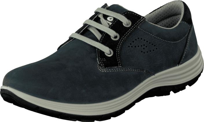 Graninge 5640947 Navy, Kengät, Matalapohjaiset kengät, Kävelykengät, Harmaa, Sininen, Miehet, 40