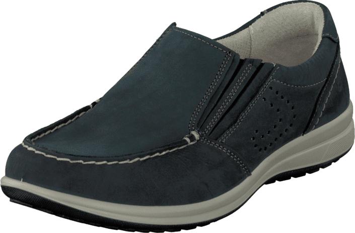 Graninge 5641613 Navy, Kengät, Matalapohjaiset kengät, Kävelykengät, Musta, Miehet, 40
