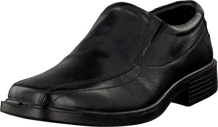 Senator 458-1048 Black, Kengät, Matalapohjaiset kengät, Juhlakengät, Musta, Miehet, 44