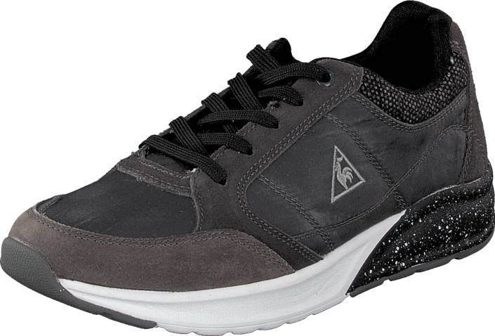 Le Coq Sportif Pizan Low Black, Kengät, Sneakerit ja urheilukengät, Sneakerit, Musta, Naiset, 36
