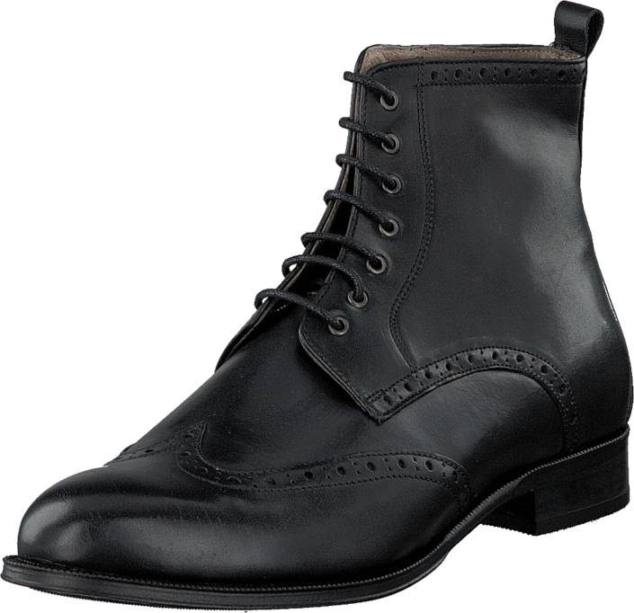 Ten Points Diana 200003 Black, Kengät, Bootsit, Chelsea boots, Musta, Naiset, 36