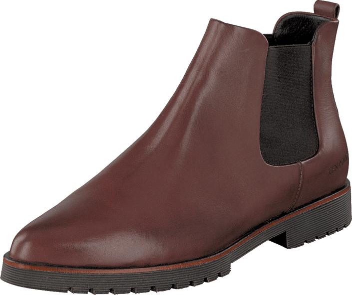 Ten Points Amanda 230003 Brown, Kengät, Bootsit, Chelsea boots, Ruskea, Naiset, 36