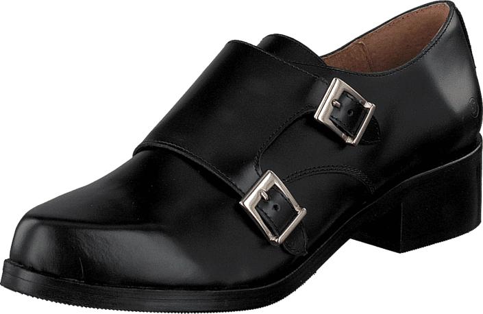 Sixtyseven Tove 77215 Cribel Black, Kengät, Matalapohjaiset kengät, Juhlakengät, Harmaa, Musta, Naiset, 37