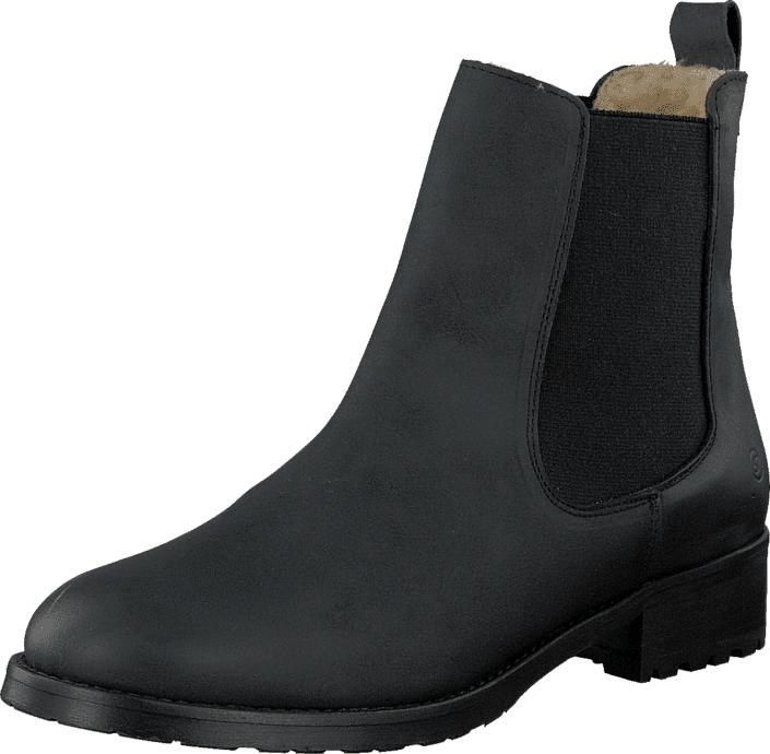 Sixtyseven Esja 77178 Oleato Black, Kengät, Bootsit, Chelsea boots, Musta, Naiset, 35