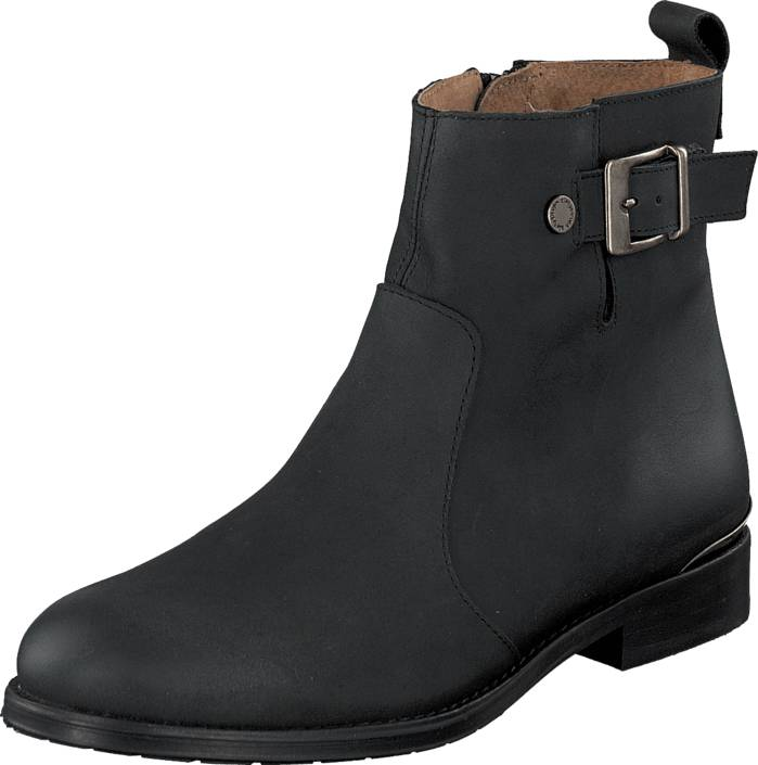 Sixtyseven Oxford 76864 Oleato Black, Kengät, Bootsit, Chelsea boots, Musta, Naiset, 36