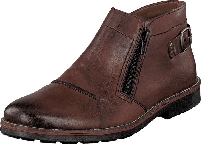 Rieker 35362-25 Havanna, Kengät, Bootsit, Chukka boots, Ruskea, Miehet, 43