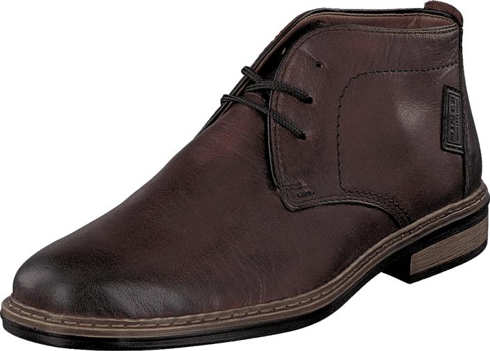 Rieker 37612-26 Havanna, Kengät, Bootsit, Chukka boots, Ruskea, Miehet, 41