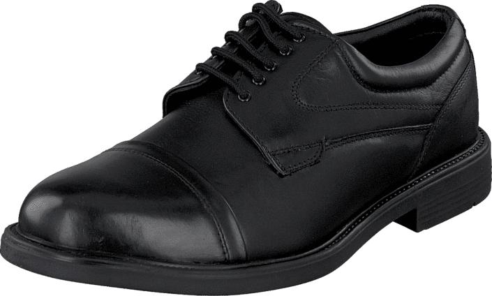 Senator 465-3530 Black, Kengät, Matalapohjaiset kengät, Juhlakengät, Musta, Miehet, 40