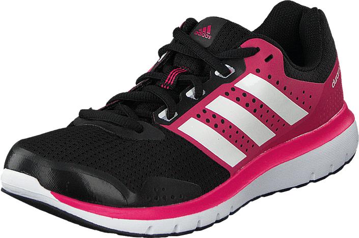 adidas Sport Performance Duramo 7 W Core Black/Ftwr White/Granite, Kengät, Sneakerit ja urheilukengät, Urheilukengät, Vaaleanpunainen, Naiset, 36