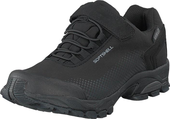 Polecat 430-1598 Waterproof Black, Kengät, Sneakerit ja urheilukengät, Tennarit , Musta, Unisex, 46