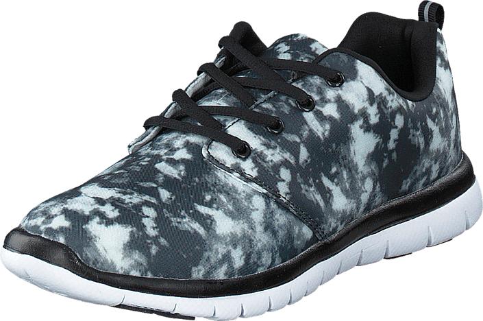 Duffy 70-27402 Black/Multi, Kengät, Sneakerit ja urheilukengät, Sneakerit, Sininen, Naiset, 36