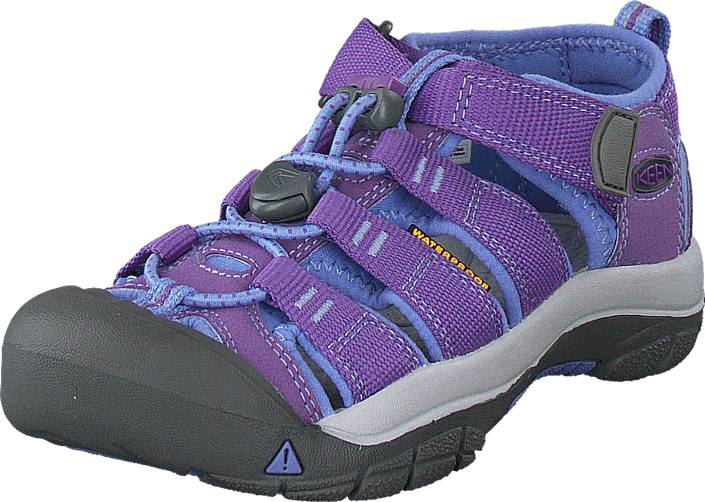 Keen Newport H2-Kids Purple Heart/Periwinkle, Kengät, Sneakerit ja urheilukengät, Tennarit , Violetti, Unisex, 24