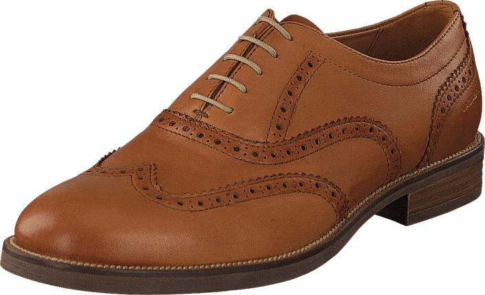 Vagabond Mario 4161-001-24 Saddle, Kengät, Matalapohjaiset kengät, Juhlakengät, Ruskea, Miehet, 42