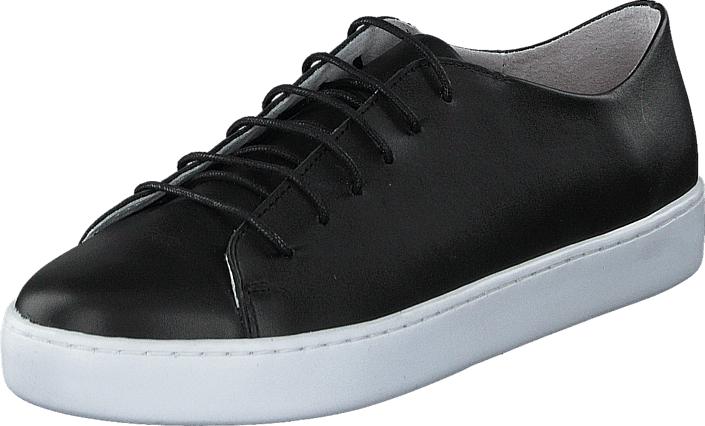Sixtyseven Irma 77192 Velsix Black, Kengät, Matalapohjaiset kengät, Kangaskengät, Musta, Naiset, 36