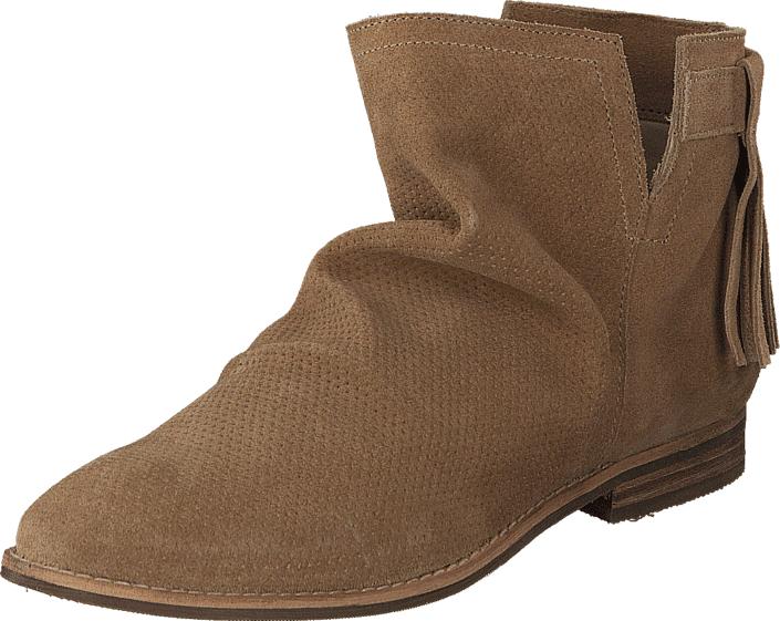 Tamaris 1-1-25346-36 310 Camel Camel, Kengät, Bootsit, Chelsea boots, Ruskea, Naiset, 36
