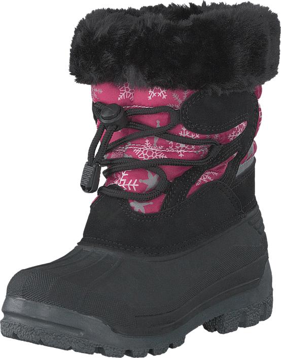 Eskimo Luce Black 06, Kengät, Bootsit, Lämminvuoriset kengät, Harmaa, Unisex, 26