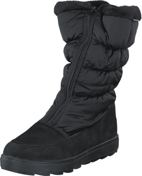 Eskimo Comet Black 06, Kengät, Bootsit, Talvisaappaat, Musta, Naiset, 36