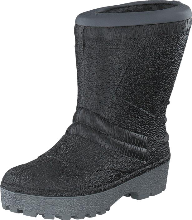 Polecat 439-5510 Wool Lining Black, Kengät, Saappaat ja saapikkaat, Kumisaappaat, Harmaa, Unisex, 28