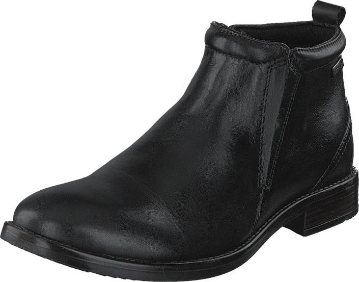 Senator 479-9041 Water Repellent Black, Kengät, Bootsit, Chelsea boots, Musta, Miehet, 41