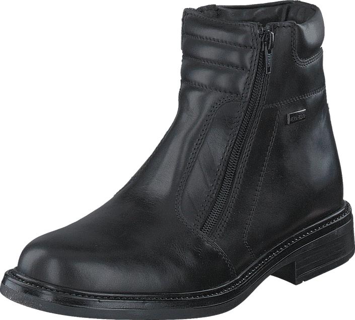 Senator 479-6510 Water Repellent Warm lined Black, Kengät, Bootsit, Kengät, Musta, Miehet, 40