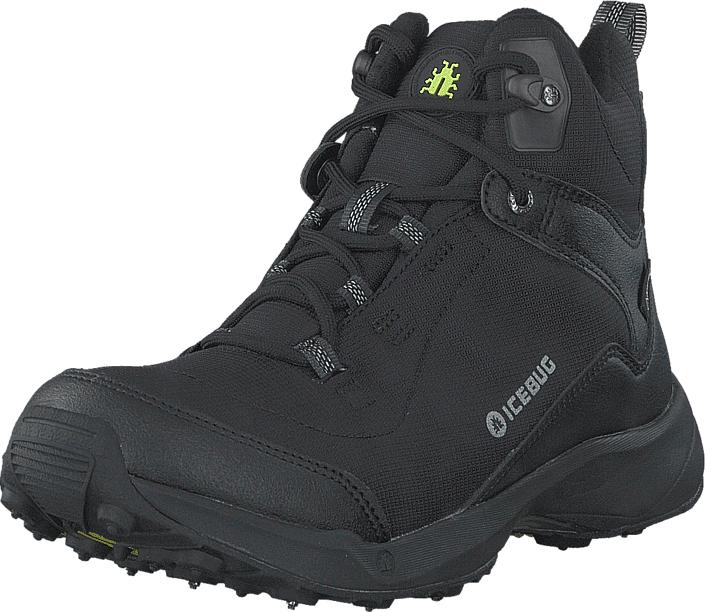 Icebug Pace2 W BUGrip GTX Black, Kengät, Bootsit, Vaelluskengät, Harmaa, Naiset, 36