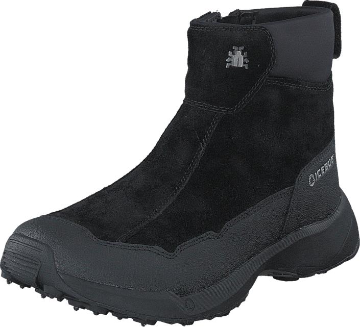 Icebug Metro2 M BUGrip Black, Kengät, Bootsit, Vaelluskengät, Musta, Miehet, 44