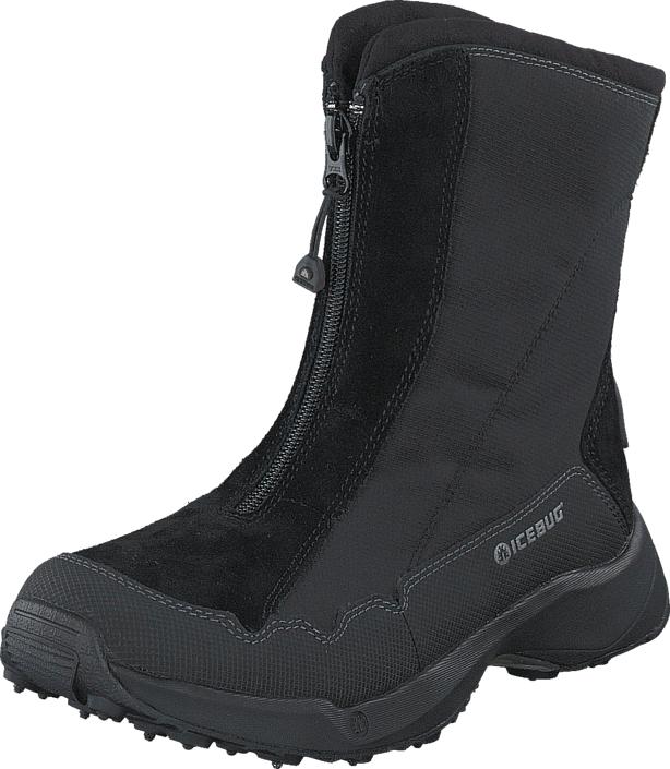 Icebug Ivalo2 M BUGrip Black, Kengät, Bootsit, Lämminvuoriset kengät, Musta, Miehet, 45