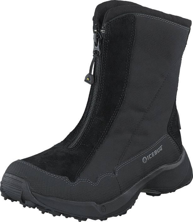 Icebug Ivalo2 M BUGrip Black, Kengät, Bootsit, Lämminvuoriset kengät, Musta, Miehet, 41