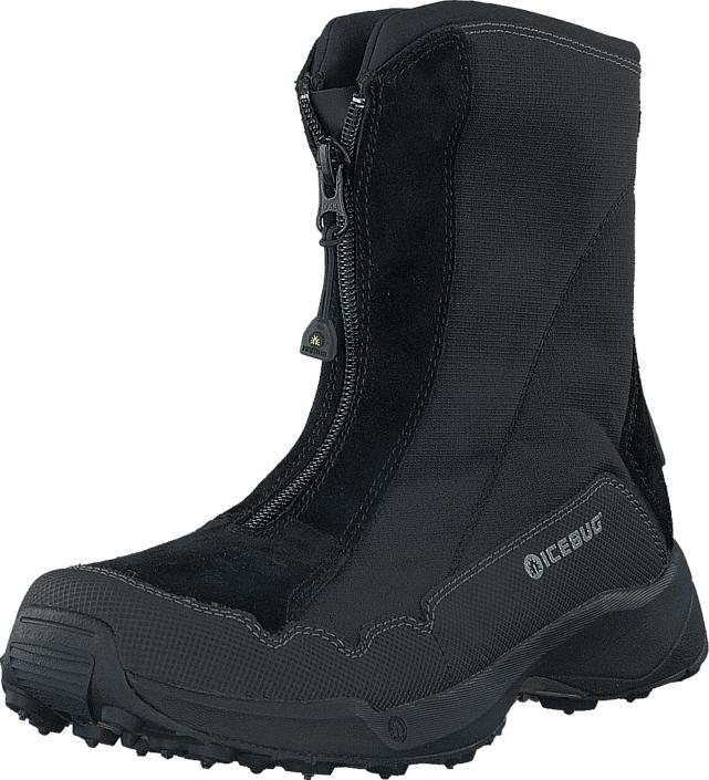 Icebug Ivalo2 W BUGrip Black, Kengät, Bootsit, Lämminvuoriset kengät, Musta, Naiset, 40
