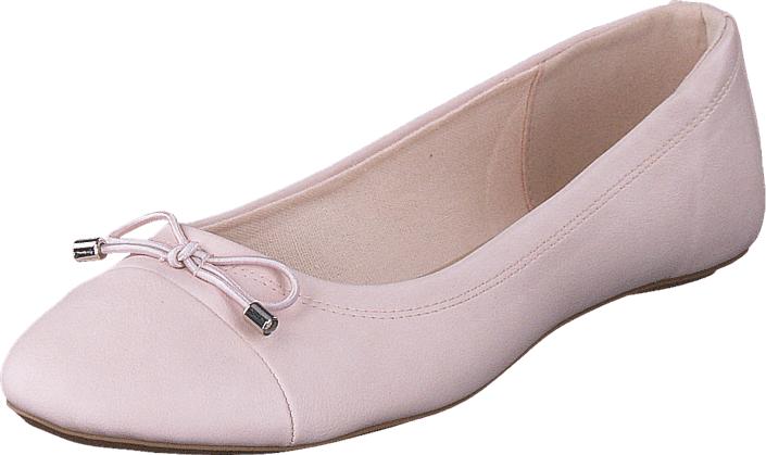 Duffy 92-26437 Pink, Kengät, Matalapohjaiset kengät, Ballerinat, Vaaleanpunainen, Violetti, Naiset, 38