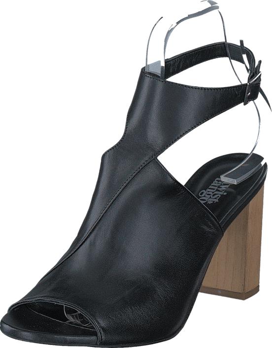 Twist & Tango Normandie Sandals Black, Kengät, Korkokengät, Sandaletit, Harmaa, Naiset, 36