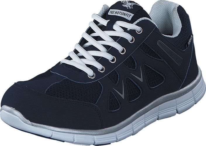 Polecat 435-1407 Waterproof Navy Blue, Kengät, Sneakerit ja urheilukengät, Tennarit , Sininen, Unisex, 36