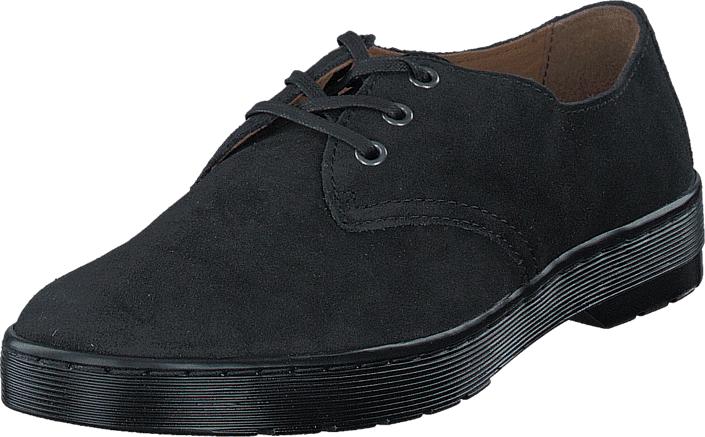 Dr Martens Coronado Suede Black, Kengät, Matalapohjaiset kengät, Juhlakengät, Musta, Miehet, 41
