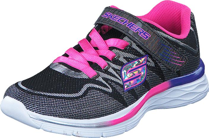 Skechers Dream N`Dash 81131L BLVP, Kengät, Sneakerit ja urheilukengät, Urheilukengät, Sininen, Violetti, Unisex, 27