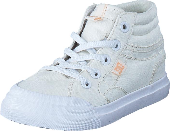 DC Shoes Dc Tod Evan Hi Tx Shoe Shoe Cream, Kengät, Sneakerit ja urheilukengät, Korkeavartiset tennarit, Sininen, Unisex, 20
