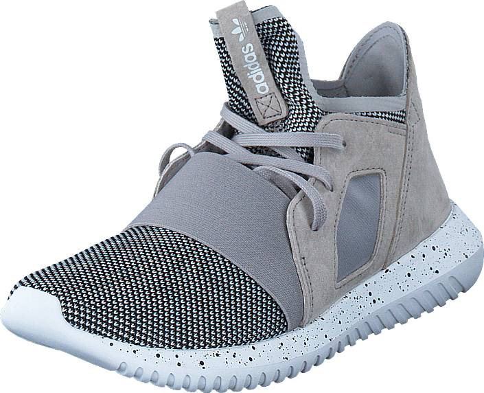 adidas Originals Tubular Defiant W Clear Granite/Clear Granite/Ft, Kengät, Sneakerit ja urheilukengät, Sneakerit, Sininen, Harmaa, Naiset, 37