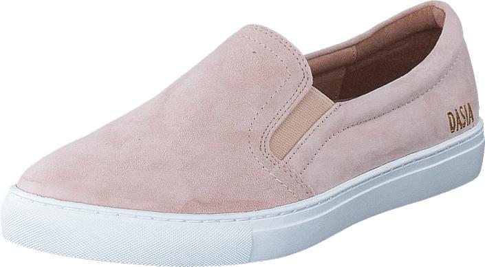 Dasia Daylily Slip-in Pink, Kengät, Matalapohjaiset kengät, Slip on, Violetti, Naiset, 35