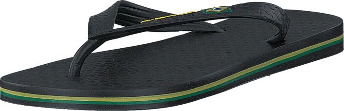 Ipanema Classic Brasil II 22467 Black, Kengät, Sandaalit ja tohvelit, Flip Flopit, Musta, Naiset, 35
